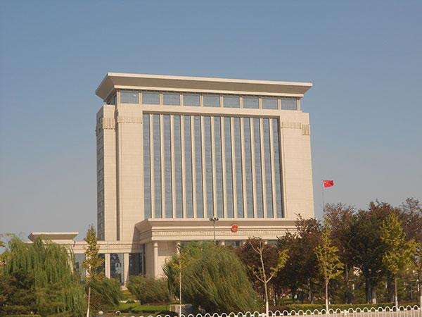 滨州市政府
